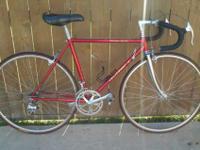 Gorges vintage Nashbar MK III road bike , Frame size