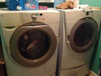 Purchased 11/2002. Washer Model # GHW9100LW1. Clothes
