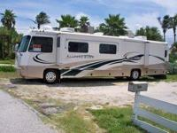 RV Type: Class A Year: 2000 - 2001 Make: Tiffin Model: