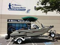 2000 16ft Jetcraft 2013 Tohatsu 90HP with 4 year