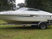 i have a 2000 model 18' mariah for sale. boat has