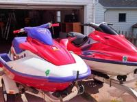 2000 Kawasaki Ultra 150 with 1200 cc motor, possibly