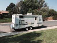 I have a 19ft 2000 Nomad, in great shape. Everything is