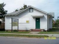 Great location on Santee road beside Harpers!  Business