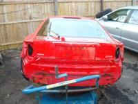I got a rear half of a 03 Celica GT-S TRD with lots of