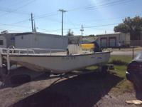Selling my boat It has a 2006 Four stroke 90 horse