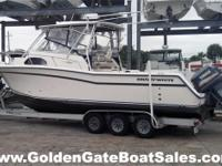 2000, 30' GRADY WHITE 300 MARLIN with Tri-Axle Light