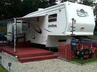 Type of RV: Fifth Wheel Year: 2000 Make: CrossRoads