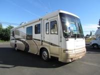 2000 38' NEWMAR MOUNTAIN AIR MODEL M-3763 SPARTAN *