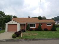 Very nice single family home close to St Clairsville,