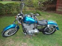 2000 883 Harley Davidson Sportster Has Fat Boy Sheet