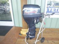 2000 Evinrude 9.9 4 Stroke At this price it want last