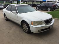 We are excited to offer this 2000 Acura RL. This 2000