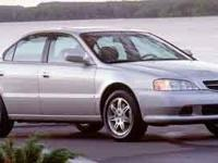 Sensibility and practicality define the 2000 Acura TL!
