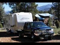 2000 Alfa Toyhouse 267, 2000 Ford F350, Both for