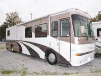 2000 Alpine Coach Limited 40' Diesel Pusher 350 HP 1