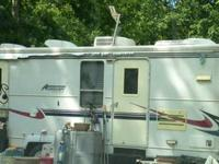 "For sale 2000 alumascape holiday rambler 30"" travel"