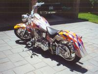 2000 American Ironhorse Thunder. Only 3100 miles.