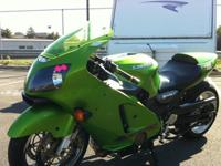 Year:2000 Exterior Color: GreenMake: Kawasaki Engine