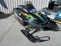 Make: Arctic Cat Mileage: 905 Mi Year: 2000 Condition: