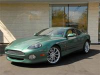 This garage-kept DB7 Vantage is in superb condition