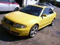 Options Included: N/AThis awesome Audi race car with