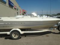 2000 19' Fish and Ski Comes with a motor guide trolling
