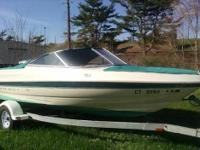 2000 Bayliner Capri Please call owner Forrest at  or