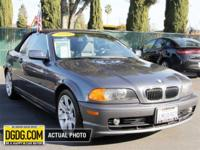 2000 BMW 3 Series 323Ci with 17&& quot; & quot; Alloy