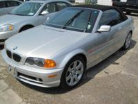 Options Included: Very clean, well equipped 2000 BMW