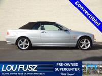 Options Included: Convertible Roof Lining, 10 Speakers,