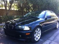 Very reliable, roomy and totally loaded 2000 BMW 323CI