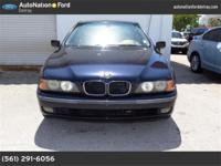 2000 BMW 5 Series Our Location is: AutoNation Ford