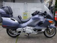 2000 BMW K 1200 LT-C ABS Heated Grips On Board Computer
