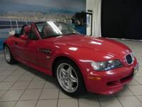 ~~ 2000 BMW Z3 M 3.2L ~~ CARFAX: Buy Back Guarantee,