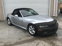 Recent Arrival! Clean CARFAX.  2000 BMW Z3 2.3 TRUE