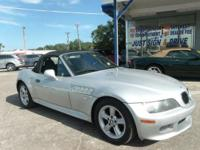 2000 BMW Z3 2.3 Roadster for sale in great condition.