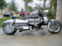 2000 Boss Hoss Custom , BOSS HOSS 502 Big Block Chevy
