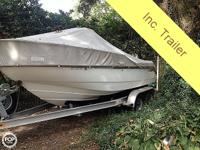 2000 Boston Whaler 18 Outrage For Sale !!! - Only 2