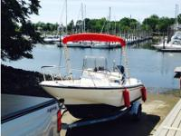 2000 Boston Whaler Dauntless,Very good condition-