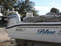 2000 Boston Whaler Dauntless 18CC. 2000 Boston Whaler