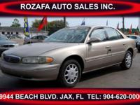 This is a very nice 2000 Buick Century Custom with 106k
