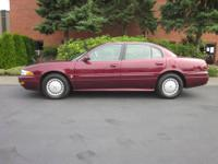 2000 Buick LeSabre Custom V6, 3.8 Liter, Automatic,