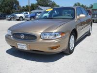 Options Included: N/A2000 Buick LeSabre Limited Gold
