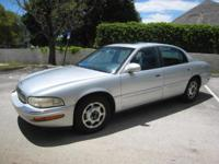 2000 BUICK PARK AVENUE.this car is loaded power