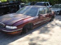 2000 Buick parts for sale - The car has a lot of great