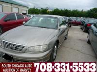 Options Included: Air Conditioning, Leather Seats,