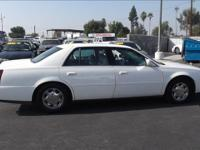 Options Included: N/A2002 Cadillac Deville Automatic