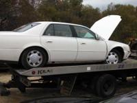 2000 Cadillac DeVille with 109k  Bad motor, hit in