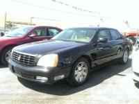 2000 Cadillac Deville DTS, FWD V8. it has leather